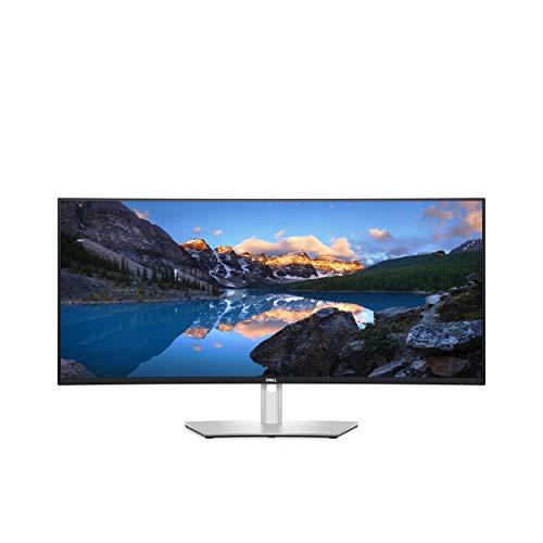 Dell UltraSharp 96,5 cm (38 Zoll) gebogener USB-C-Monitor